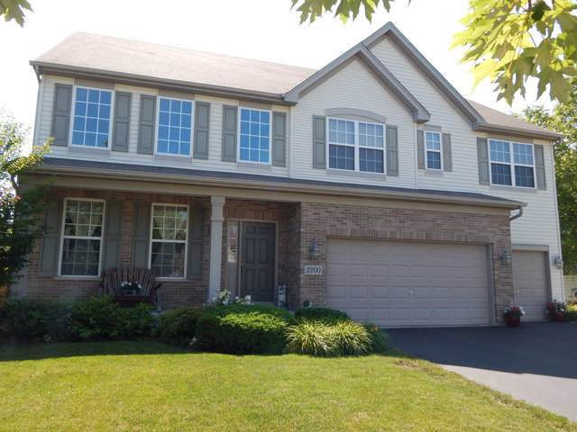 2200 Waterbury Drive, Joliet, IL 60431 (MLS #10447535) :: The Perotti Group | Compass Real Estate