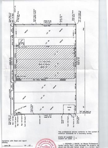 1647 N Mannheim Road, Stone Park, IL 60165 (MLS #10447614) :: Angela Walker Homes Real Estate Group