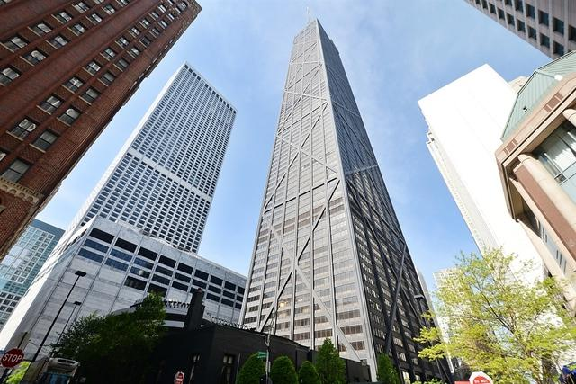 175 E Delaware Place 6406-07, Chicago, IL 60611 (MLS #10447651) :: Berkshire Hathaway HomeServices Snyder Real Estate