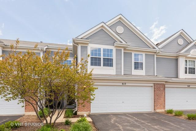 612 Yorkshire Lane, Pingree Grove, IL 60140 (MLS #10447684) :: The Perotti Group | Compass Real Estate