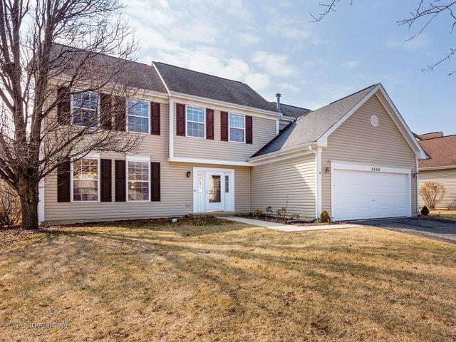 3059 Savannah Drive, Aurora, IL 60502 (MLS #10447742) :: Berkshire Hathaway HomeServices Snyder Real Estate