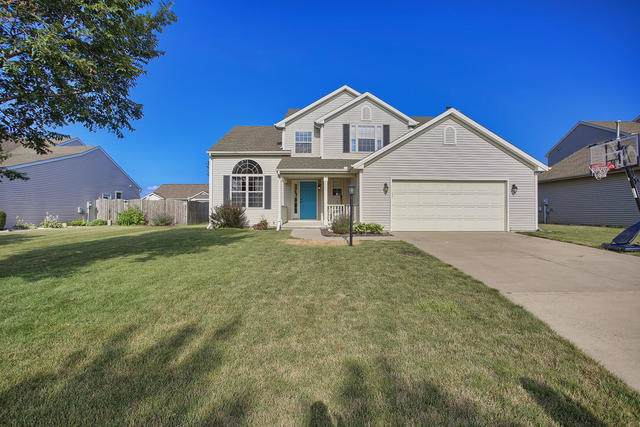 803 Trailway Drive, Champaign, IL 61822 (MLS #10447809) :: The Spaniak Team