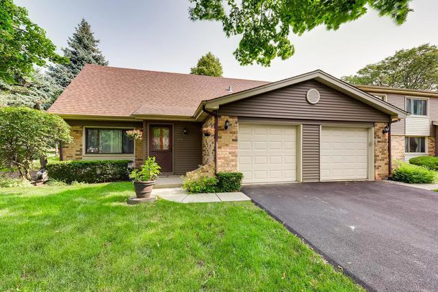838 W Partridge Lane #50, Mount Prospect, IL 60056 (MLS #10447828) :: Berkshire Hathaway HomeServices Snyder Real Estate