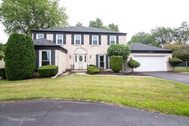 3312 Lake Knoll Drive, Northbrook, IL 60062 (MLS #10447848) :: The Wexler Group at Keller Williams Preferred Realty