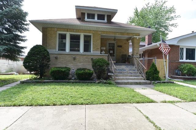 1008 N 17th Avenue, Melrose Park, IL 60160 (MLS #10447879) :: Property Consultants Realty