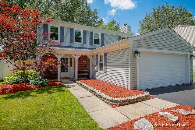440 S Garden Avenue, Roselle, IL 60172 (MLS #10447972) :: The Perotti Group | Compass Real Estate