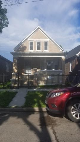 5815 S Maplewood Avenue, Chicago, IL 60629 (MLS #10447996) :: The Perotti Group | Compass Real Estate