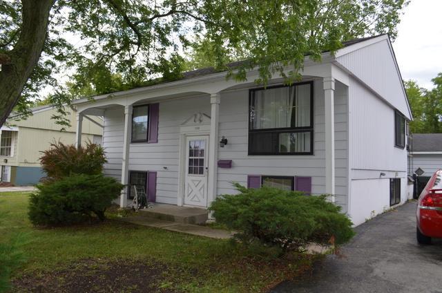 130 E Clark Street, Glenwood, IL 60425 (MLS #10448130) :: The Mattz Mega Group