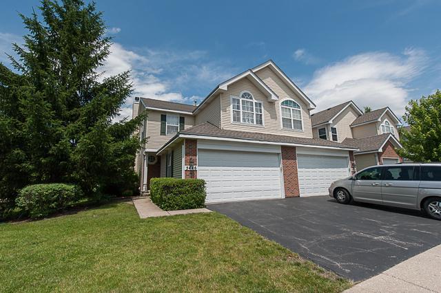 5446 Elizabeth Place, Rolling Meadows, IL 60008 (MLS #10448217) :: Baz Realty Network   Keller Williams Elite