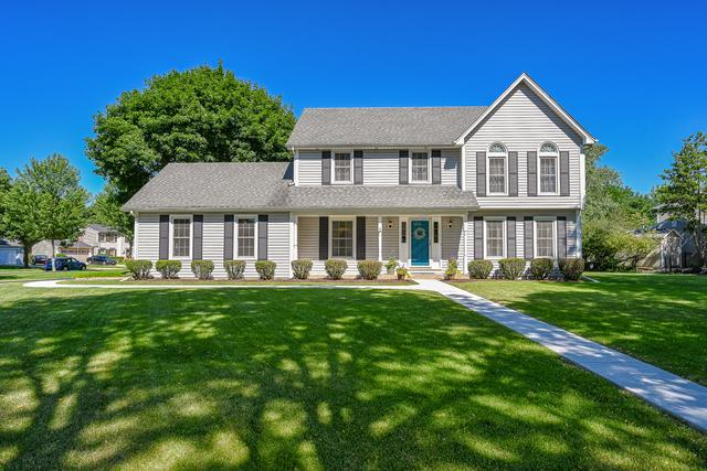 2010 Sherwood Place, Wheaton, IL 60189 (MLS #10448248) :: The Wexler Group at Keller Williams Preferred Realty