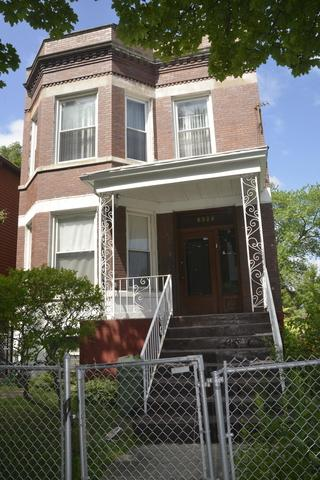 6924 S Morgan Street, Chicago, IL 60621 (MLS #10448264) :: Property Consultants Realty