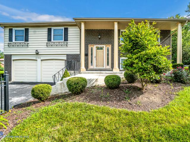 2734 Tarpon Court, Homewood, IL 60430 (MLS #10448276) :: Ani Real Estate