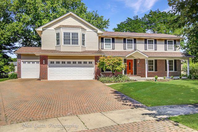 1019 Kennesaw Court, Naperville, IL 60540 (MLS #10448300) :: Baz Realty Network | Keller Williams Elite