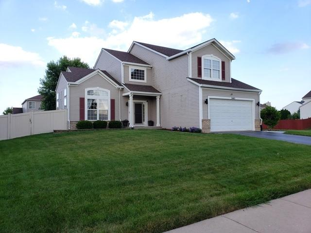 16465 Borio Drive, Crest Hill, IL 60403 (MLS #10448304) :: The Wexler Group at Keller Williams Preferred Realty