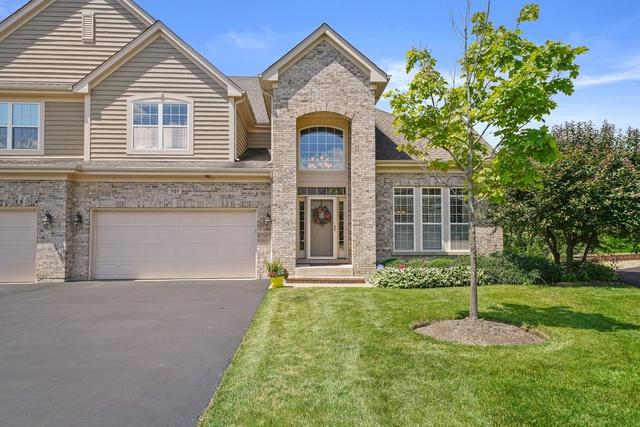 707 Fieldstone Court, Inverness, IL 60010 (MLS #10448333) :: Berkshire Hathaway HomeServices Snyder Real Estate