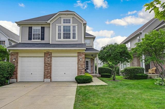2437 Sweetbriar Lane, Westchester, IL 60154 (MLS #10448560) :: Berkshire Hathaway HomeServices Snyder Real Estate