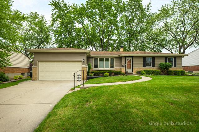 153 Norman Drive, Palatine, IL 60074 (MLS #10448704) :: Century 21 Affiliated