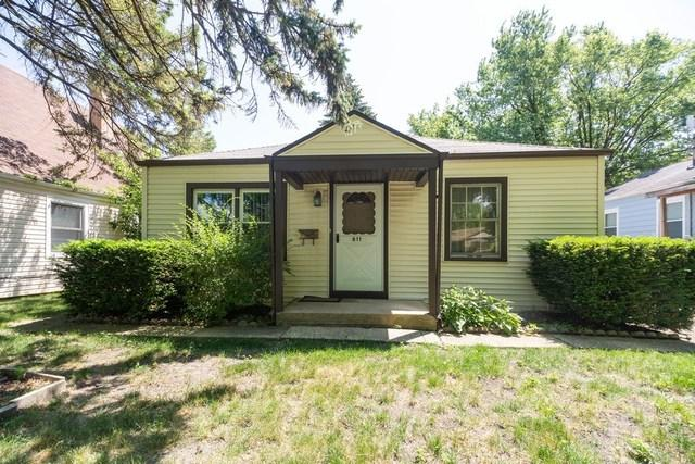 811 Jeannette Street, Des Plaines, IL 60016 (MLS #10448855) :: Berkshire Hathaway HomeServices Snyder Real Estate