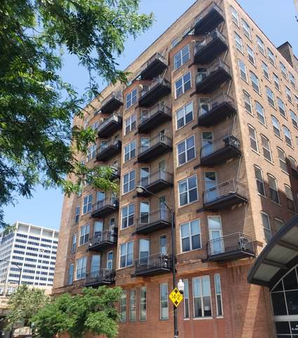 500 S Clinton Street #721, Chicago, IL 60607 (MLS #10448920) :: Berkshire Hathaway HomeServices Snyder Real Estate