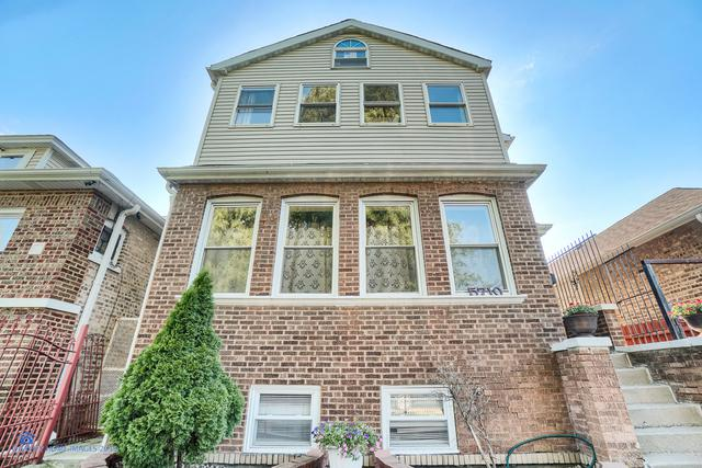 5710 S Troy Street, Chicago, IL 60629 (MLS #10448923) :: The Perotti Group | Compass Real Estate