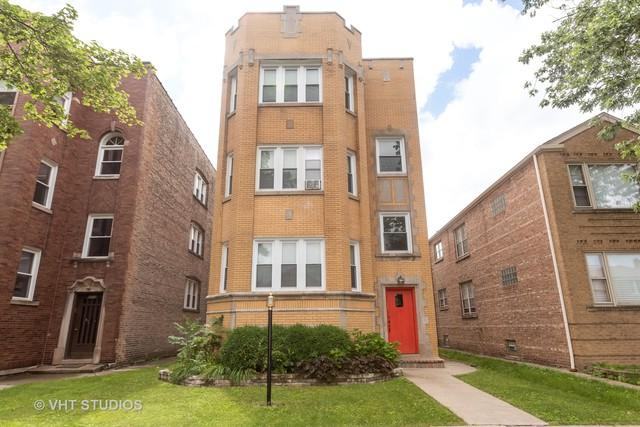 8822 S Blackstone Avenue, Chicago, IL 60619 (MLS #10448933) :: Berkshire Hathaway HomeServices Snyder Real Estate