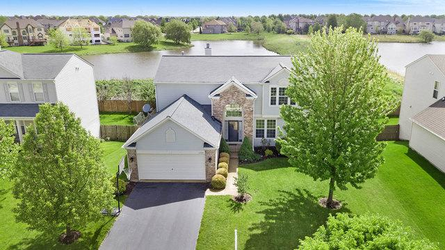 11503 Glenn Circle, Plainfield, IL 60585 (MLS #10449053) :: Berkshire Hathaway HomeServices Snyder Real Estate