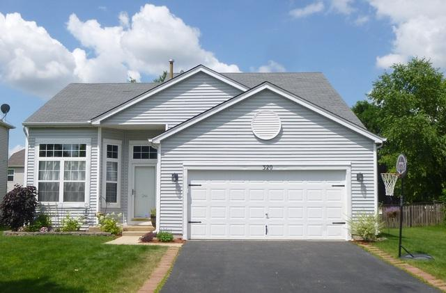 320 Daffodil Drive, Romeoville, IL 60446 (MLS #10449062) :: Property Consultants Realty