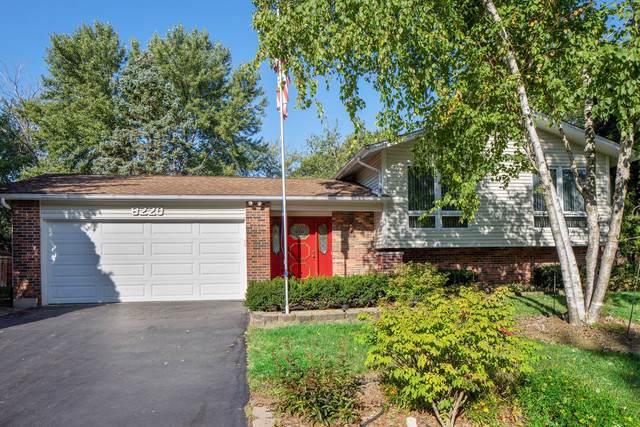 8220 Deerwood Court, Woodridge, IL 60517 (MLS #10449112) :: Suburban Life Realty