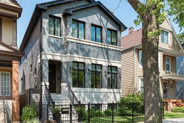 3932 N Bell Avenue, Chicago, IL 60618 (MLS #10449117) :: The Mattz Mega Group