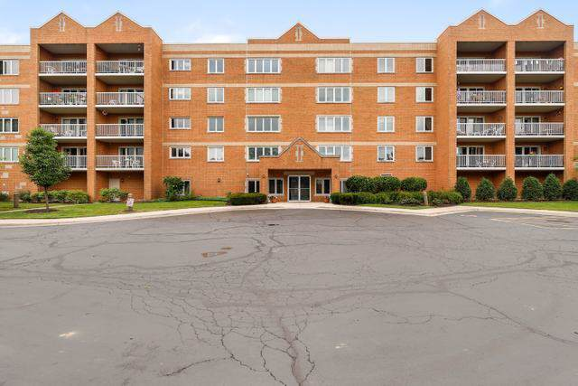 7450 N Waukegan Road #207, Niles, IL 60714 (MLS #10449310) :: Helen Oliveri Real Estate