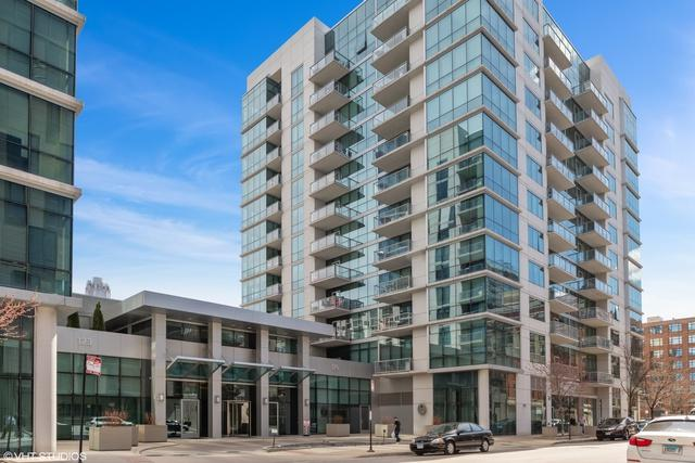 125 S Green Street 805A, Chicago, IL 60607 (MLS #10449345) :: Lewke Partners