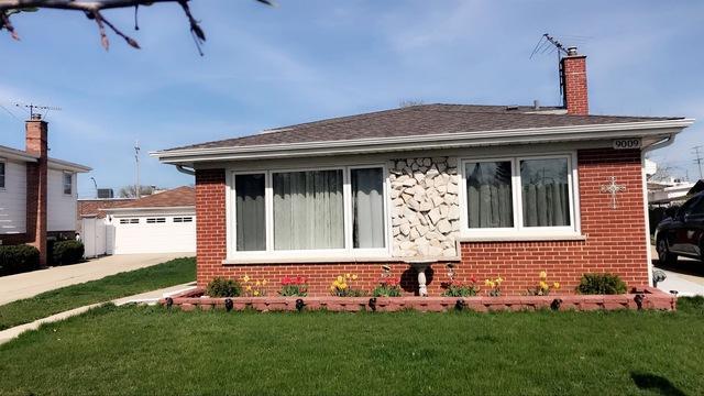 9009 N Joey Drive, Niles, IL 60714 (MLS #10449373) :: Ani Real Estate