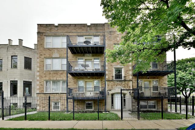 4203 N Lawndale Avenue N G, Chicago, IL 60618 (MLS #10449407) :: Property Consultants Realty