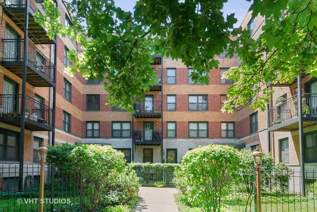2555 W Catalpa Avenue 4C, Chicago, IL 60625 (MLS #10449434) :: Property Consultants Realty
