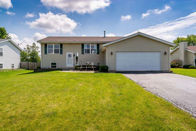 135 Harvest Moon Trail, Capron, IL 61012 (MLS #10449444) :: The Wexler Group at Keller Williams Preferred Realty
