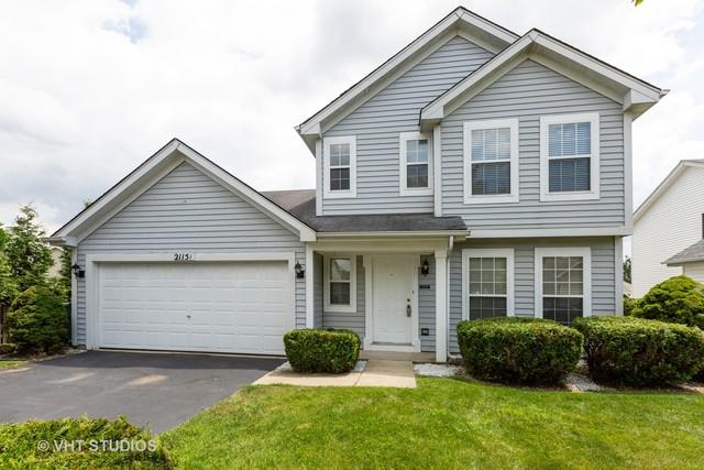 21151 W Covington Drive, Plainfield, IL 60544 (MLS #10449582) :: Berkshire Hathaway HomeServices Snyder Real Estate