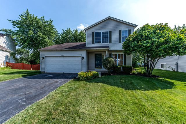 1727 Autumn Woods Court, Romeoville, IL 60446 (MLS #10449584) :: Property Consultants Realty