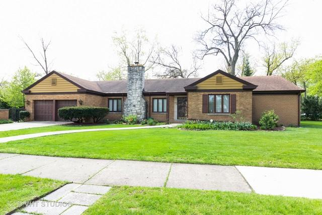 2638 Gordon Drive, Flossmoor, IL 60422 (MLS #10449593) :: Baz Realty Network | Keller Williams Elite