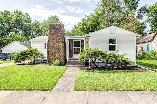 209 W William Street, Champaign, IL 61820 (MLS #10449784) :: John Lyons Real Estate