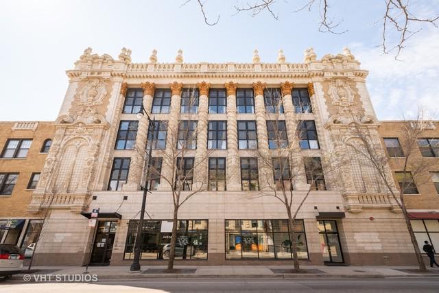 1635 W Belmont Avenue #711, Chicago, IL 60657 (MLS #10449845) :: BNRealty
