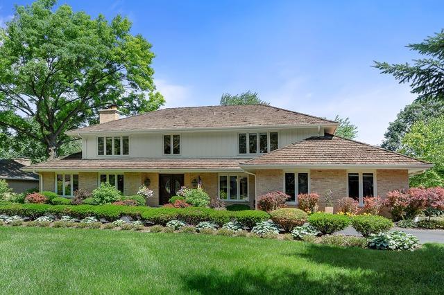 43 Mockingbird Lane, Oak Brook, IL 60523 (MLS #10449943) :: Berkshire Hathaway HomeServices Snyder Real Estate