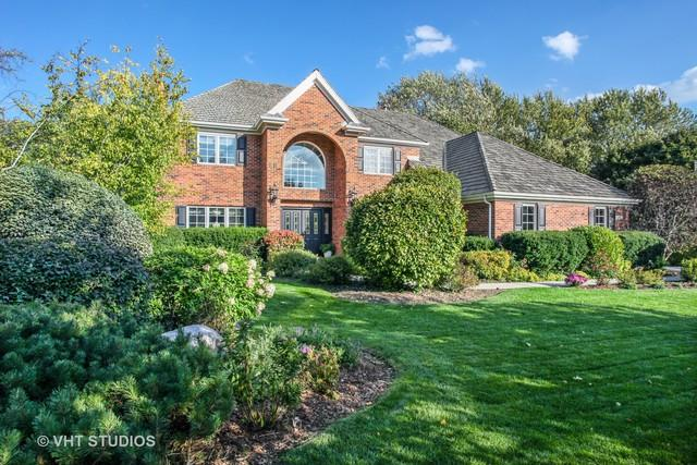 1406 Plumwood Drive, Libertyville, IL 60048 (MLS #10449957) :: Property Consultants Realty