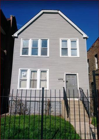 6702 S Green Street, Chicago, IL 60621 (MLS #10449964) :: Property Consultants Realty