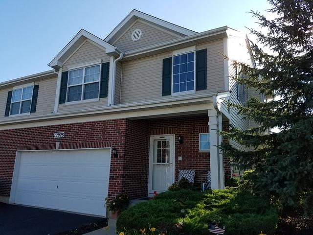 12928 White Pine Way, Plainfield, IL 60585 (MLS #10449981) :: Berkshire Hathaway HomeServices Snyder Real Estate
