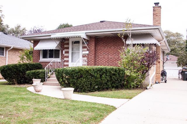 9121 Birch Avenue, Morton Grove, IL 60053 (MLS #10450004) :: Berkshire Hathaway HomeServices Snyder Real Estate