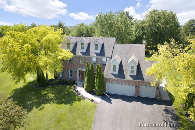 43 Pioneer Court, Oswego, IL 60543 (MLS #10450009) :: Berkshire Hathaway HomeServices Snyder Real Estate