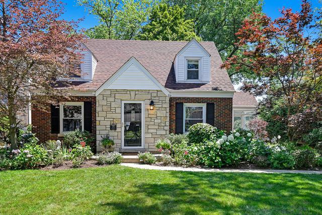 129 Woodstock Avenue, Clarendon Hills, IL 60514 (MLS #10450010) :: Ryan Dallas Real Estate