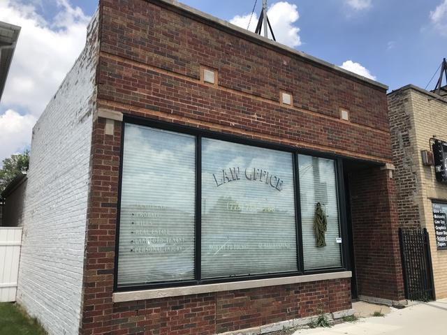 5796 Archer Avenue, Chicago, IL 60638 (MLS #10450099) :: The Perotti Group | Compass Real Estate