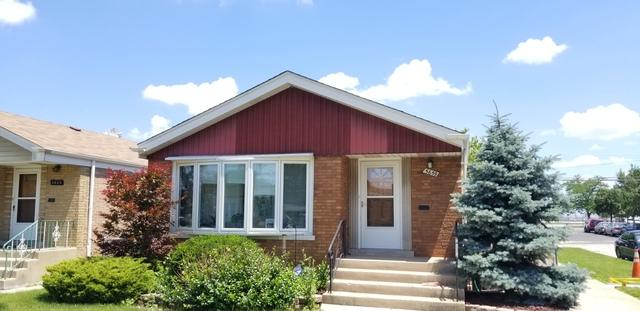 5659 S Parkside Avenue, Chicago, IL 60638 (MLS #10450117) :: The Perotti Group | Compass Real Estate