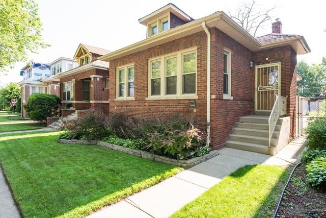 7951 S Kimbark Avenue, Chicago, IL 60619 (MLS #10450124) :: Berkshire Hathaway HomeServices Snyder Real Estate